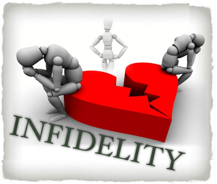 learn about therapy issues infidelity